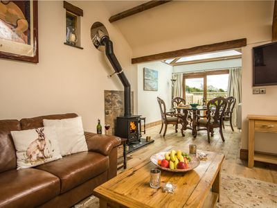Photo for Stunning 2 bedroom barn conversion in farm setting near Haverfordwest sleeps 4/5