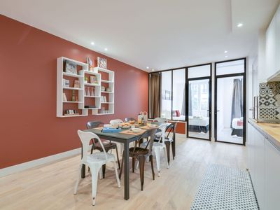 Photo for Cossonnerie - Three Bedroom Apartment, Sleeps 7
