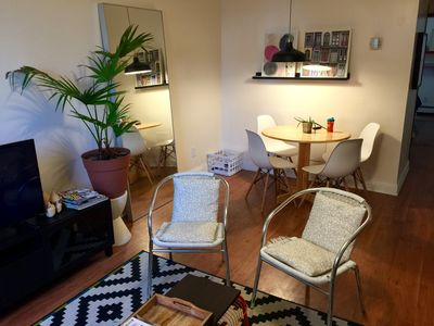 Photo for Conveniently Located and Charming, Williamsburg Apartment
