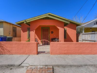 Photo for Tucson home in a great downtown location w/ furnished patio, yard, & gas grill