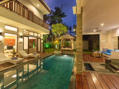 Photo for SPACIOUS Villa Close To Beach And Recreation Place