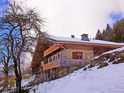 Photo for Holiday house Châtel for 10 persons with 4 bedrooms - Holiday house