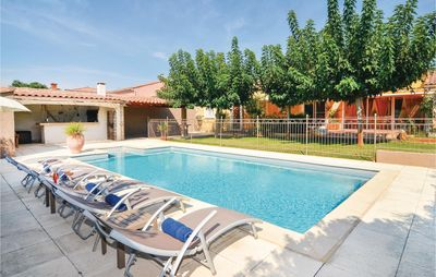 Photo for 4 bedroom accommodation in Fourques