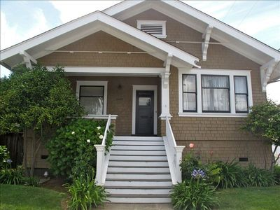 Photo for Beautiful Historic Bungalow Walking Distance to  Downtown Napa