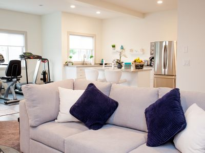 Photo for Beautiful, luxury, new home away from home, in amazing Upper Mission Kelowna.