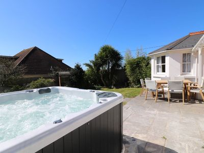 Photo for 5 Bedroom holiday home with HOT TUB, Close To Beach & Village & pet friendly
