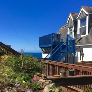 Photo for Gorgeous Loft Apartment for 6 with Stunning Sea Views - Spacious & Dog-Friendly