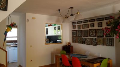 Photo for Charming family house with 3 floors with garden. Renewed 2016. With parking