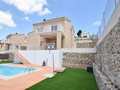 Photo for Great Villa in Pure Area with Mountain Views and Private Pool
