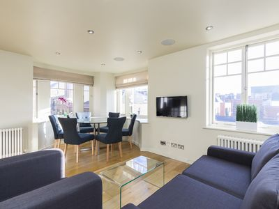 Photo for COVENT GARDEN 2BR WITH PRIVATE ROOFTOP TERRACE - MOST CENTRAL AREA OF LONDON!