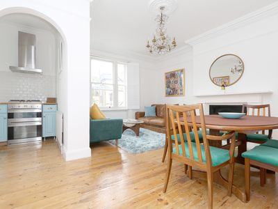 Photo for Retro Apartment in Primrose Hill. Moments away from camden Market