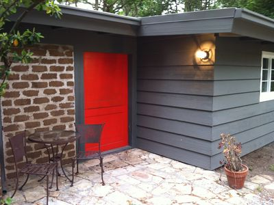 Photo for Mid-Century Modern in Carmel's Gold Coast - Walk to Village - BOOK FALL NOW