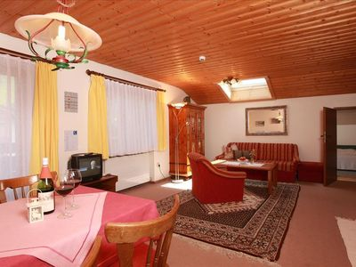 """Photo for Apartment / 2 bedrooms / shower, WC, """"mountaineers"""" - Landhaus Bromm"""