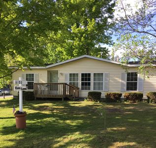 Up-North home located in the heart of beautiful Indian River.
