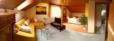 Photo for MR-Cappel apartment with 1 large room, kitchen & bathroom