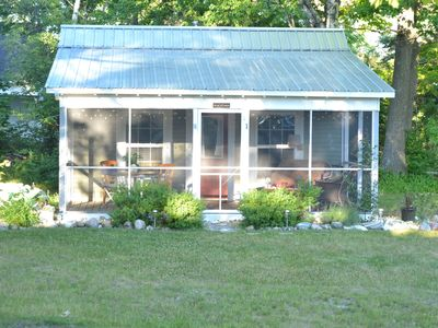 Photo for Macatawa- Mackinaw City Cottage - Walk to Town! Short Drive to Park/Beach/UP
