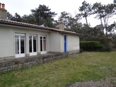 Photo for Family house between Soulac and Amélie beach 5 minutes walk