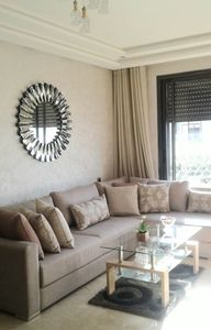 Photo for 2  new bedroom appartement in heart of Casablanca