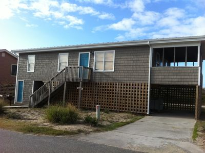 Photo for Completely Remodeled Oceanside Cottage on Private Sreet w/Private Beach Access