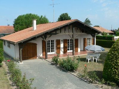 Photo for Charming Villa Landes nearby ocean