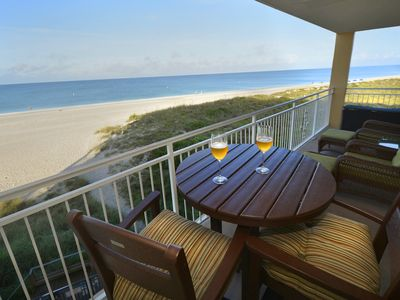 Photo for DREAM VACATION - DIRECT BEACH FRONT 2/2
