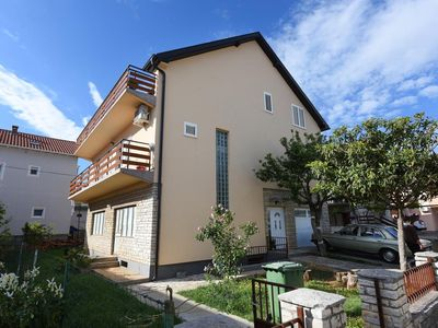 Photo for Apartment in Zadar (Zadar), capacity 4+2