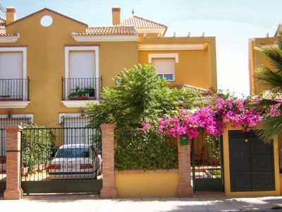 Photo for VERY COZY HOUSE WITH POOL ON THE BEACH - PORT OF STA. MARIA 'CADIZ,