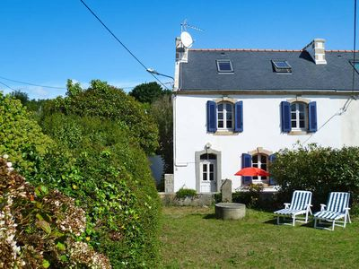 Photo for Vacation home in Esquibien, Finistère - 5 persons, 3 bedrooms
