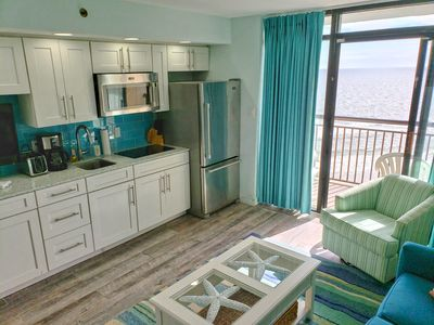Photo for Oceanfront Oasis w/ Breathtaking Views! Steps 2 Beach.Hottub.Pool.LazyRiver.Wifi