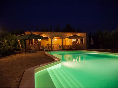 "Photo for Villa with private pool near ""the Commissario Montalbano place"""