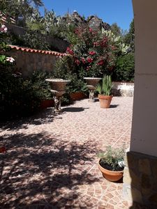 Photo for welcome to the villa, you will be guests of our furnished rooms