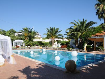 Photo for Splendid Villa with Private Thermal Pool and Lush Gardens in Ischia