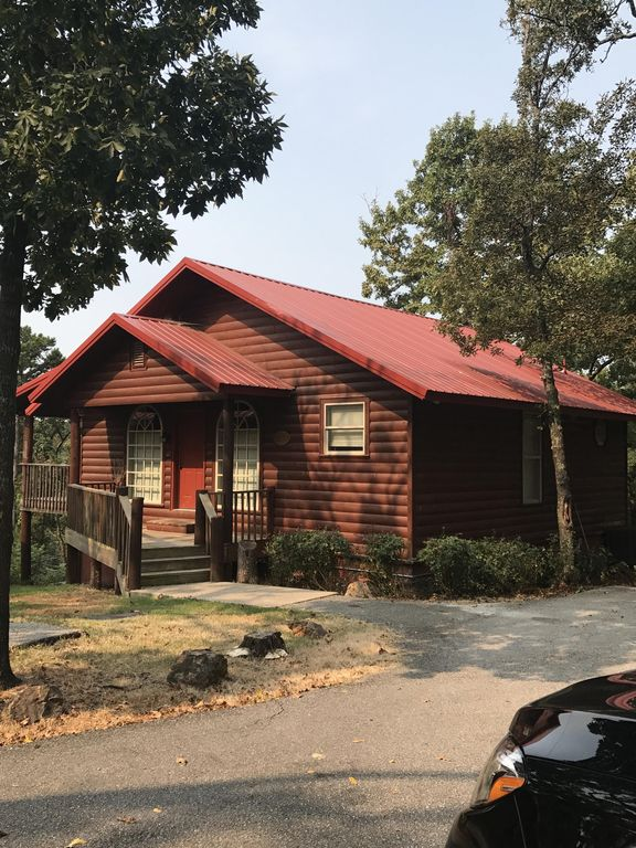 Excellent south grand lake cabin eucha for Grand lake cabins