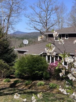 Photo for Large fully renovated house on 13 acres in the mountains