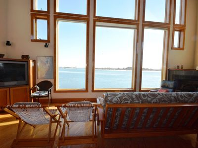 Photo for Elegant three bedroom house located in West Ocean City, with WiFi and a breathtaking view of the bay