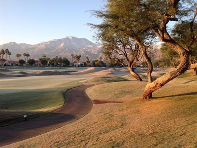 Photo for BEAUTIFUL STADIUM COURSE RETREAT MOUNTAIN VIEWS. POOLS ARE OPEN!SUMMER DEALS!