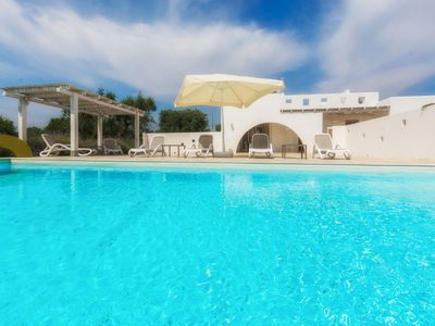 Photo for Villa in San Vito Dei Normanni with 4 bedrooms sleeps 8