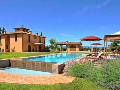 Photo for Villa i Longobardi In Peccioli, Tuscany