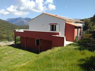 Photo for Villa DORE rental between sea and mountains