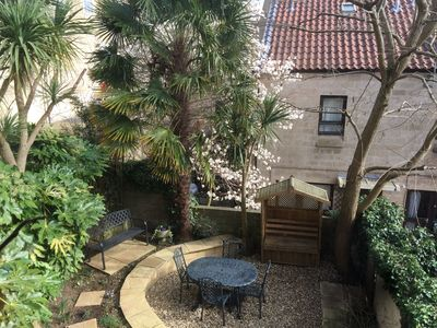 Photo for Smart Modern City Home with PARKING ON SITE and lovely PRIVATE GARDEN.