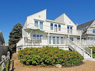 Photo for Incredible location with beach and ocean panoramic views, this home has it all !