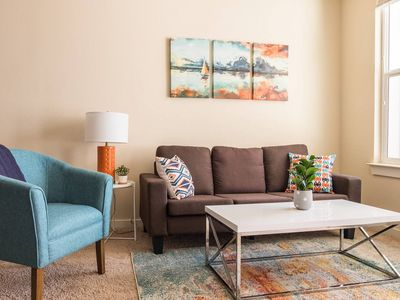 Photo for Bay Isle Sophistication | 1BR Near Univ of Tampa