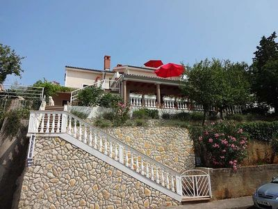 Photo for Apartments and rooms Petrica, (13278), Njivice, island of Krk, Croatia