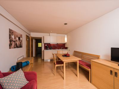 Photo for Three-room apartment with a view of the Zielspitze