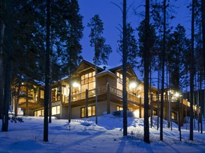 Photo for Luxury Home with Fantastic Views in Breckenridge