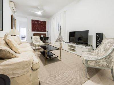 Photo for 1.1 km from the center of Madrid with Internet, Air conditioning, Lift (743306)