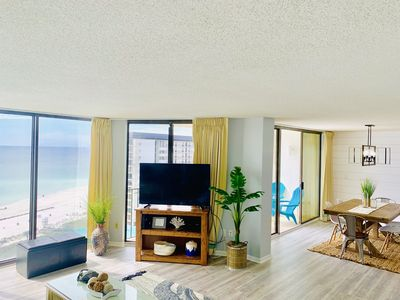 Photo for **Newly Remodeled Condo**...OCEANFRONT VIEWS...Book Now for Summer 2020!!