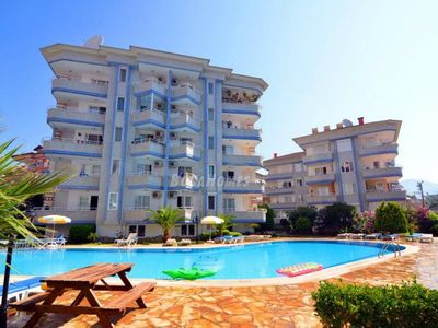 Photo for Antalya Alanya For Rent Apartment 2 + 1. n a complex with shared pool, the distance to the sea 200 meters