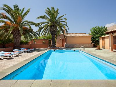 Photo for Villa Anilen With Easy Access to the Stylish Coastal Resort of Puerto Pollensa