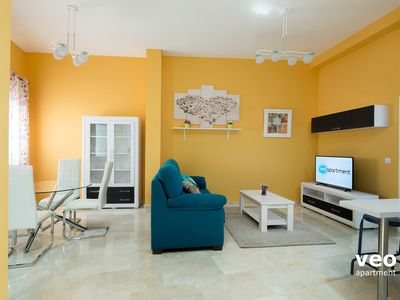 Photo for Jesús del Gran Poder B. 2 bedrooms for up to four people